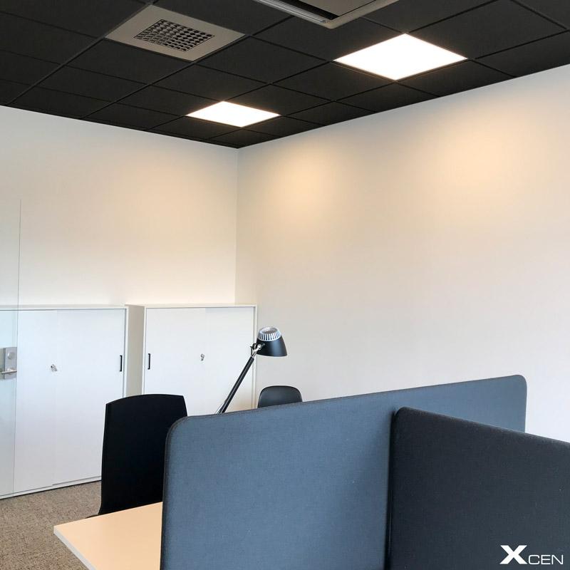 LED panel premium Pir 29 Vita Örn