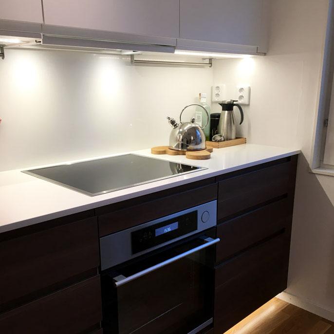 Guide - Bordebelysning i køkkenet