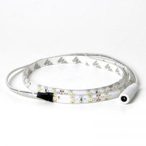 Ensfarvet LED Bånd
